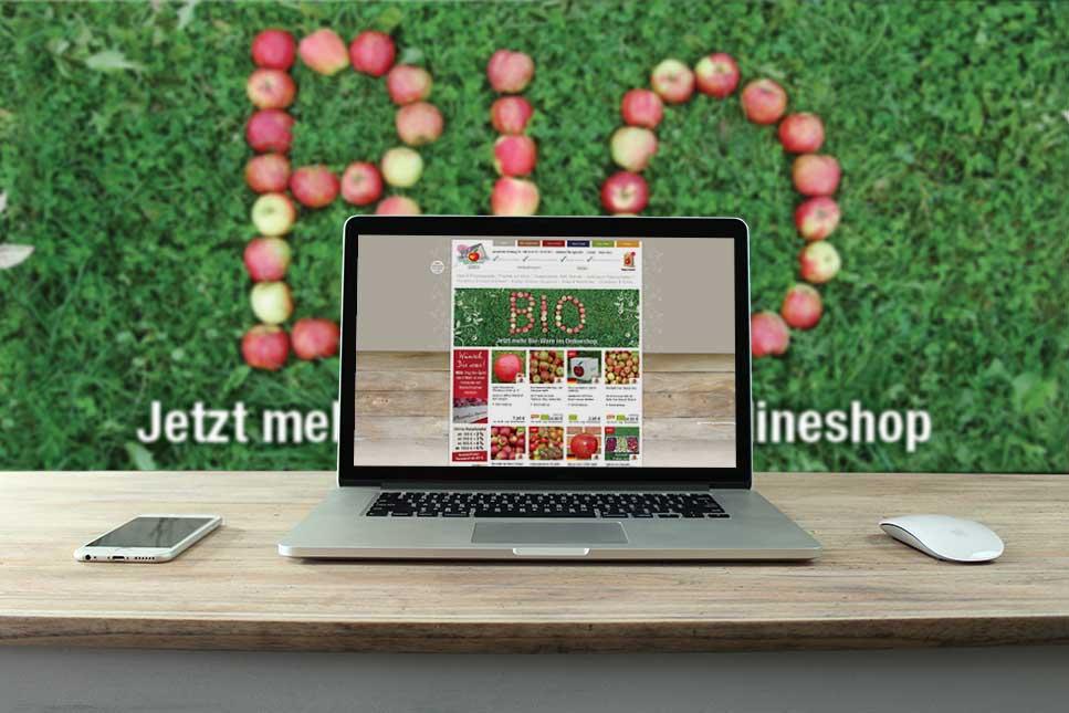 Herzapfelhof Online Shop