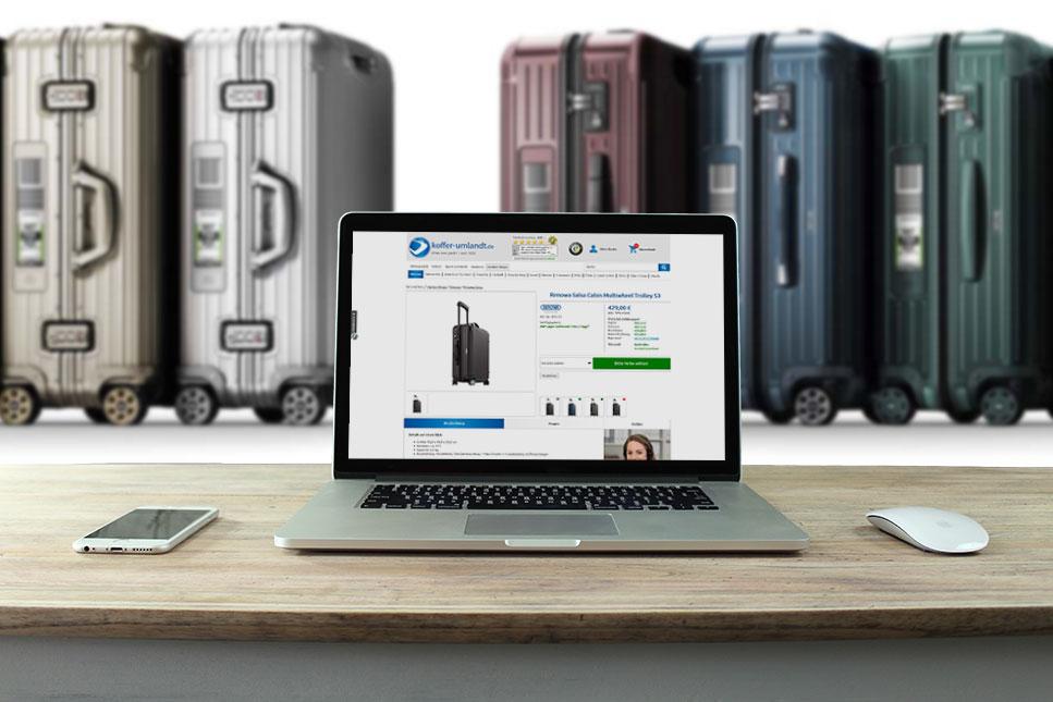 Koffer Umlandt Online Shop