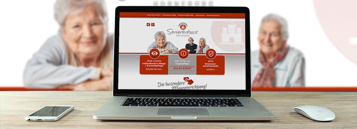 Referenzansicht Seniorenhaus Horneburg