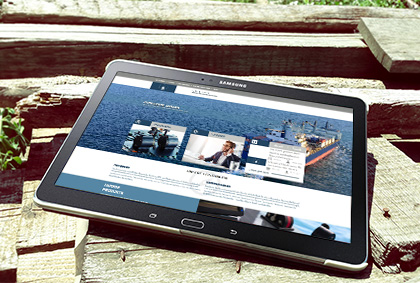 Referenzansicht Querin Tablet