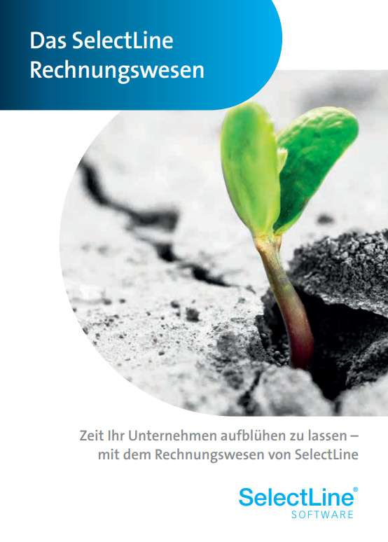 Selectline Rechnungswesen Broschüre